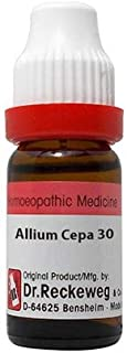 Dr. Reckeweg Germany Allium Cepa Dilution 30 CH (11ml)