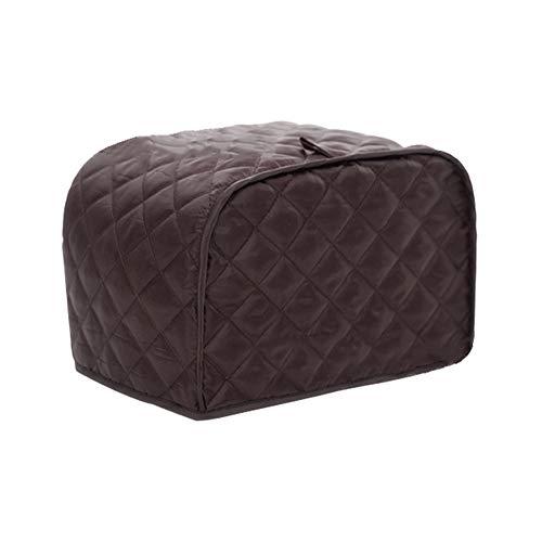 Funda para tostadora, DesignerBox, de poliéster, para tostadora de pan, tostadora, protector...