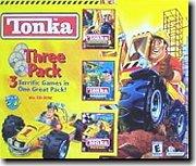 Humongous Tonka Three Pack (輸入版)