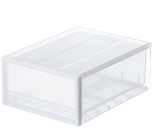 無印良品 ポリプロピレン収納ケース引出式 幅34×奥行44.5cm (小)