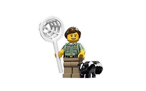 LEGO Series 15 Collectible Minifigure 71011 - Animal Control