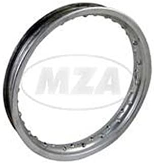 Aluminio Llanta 2,15X 18pulgadas, 36agujeros, válido por ejemplo para etz250