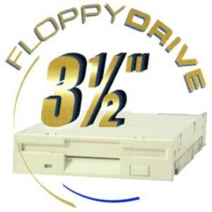 Internal 3.5 , 1.44 MB Floppy Disk Drive