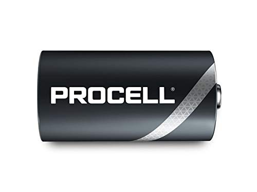DURACELL D12 PROCELL Professional Alkaline Battery, 48 Count (mo8mi9)