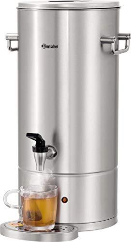 Bartscher Heißwasser-Spender Edelstahl 9 Liter - 200073