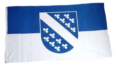 Fahne / Flagge Kassel NEU 90 x 150 cm Flaggen