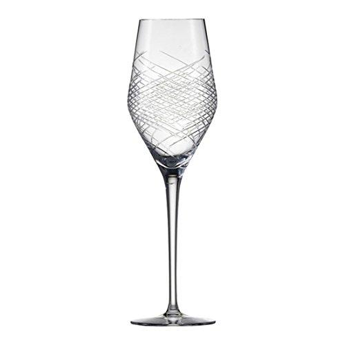 Zwiesel 1872 Champagnerglas, Glas, transparent, 28 x 19.8 x 9.5 cm, 2-Einheiten