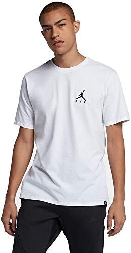 NIKE M Jsw tee Jmpmn Air Embrd Camiseta de Manga Corta, Hombre,...