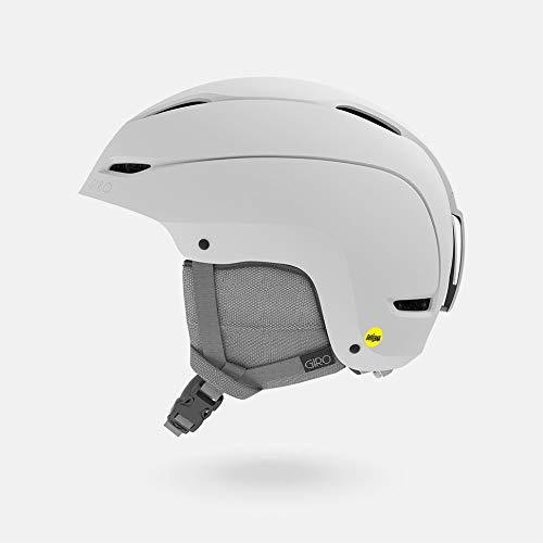 Giro Ceva MIPS Casque de Protection Unisex-Adult, Blanc Mat, S 52-55.5cm