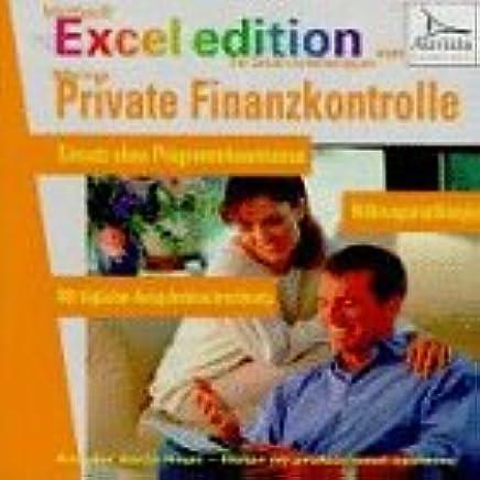 Meine Private Finanzkontrolle: Kredite, Geldanlagen, Einnahmen/Ausgaben im Tages-, Wochen-, Monats- oder Jahresrhythmus - w�hrungsunabh�ngig
