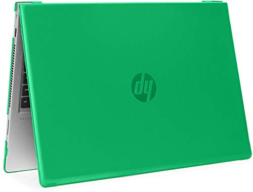 mCover Hartschale für 2019 15,6 Zoll HP ProBook 450/455 G6 Serie (nicht kompatibel mit älteren HP ProBook 450/455 G1 / G2 / G3 / G4 / G5 Series) Notebook PC grün