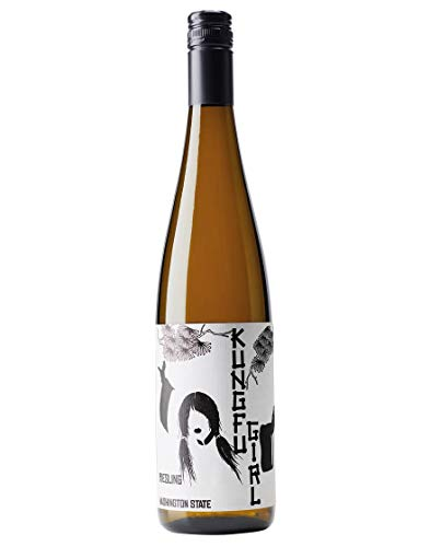 Columbia Valley AVA Riesling Kung Fu Girl Charles Smith 2017 0,75 L