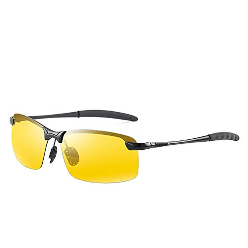 DishyKooker - Gafas de Sol polarizadas para Ciclismo y Pesca al Aire...