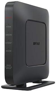WSR-2533DHPL2/DB [無線LAN親機 1733+800Mbps ブラック]