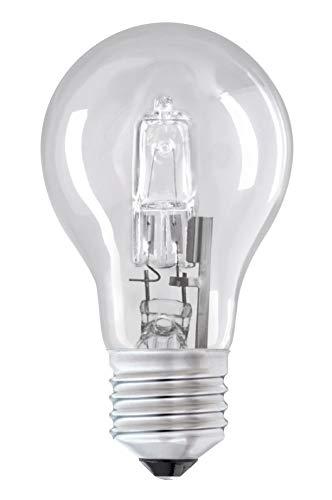 K+E 70W = 100W ES E27 Edison Schraubsockel ECO Halogen A55 GLS Energiesparlampe dimmbar 10 Stück
