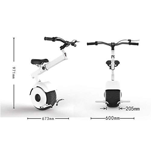 Monowheel XYDDC E-Einrad mit Lenker Bild 4*