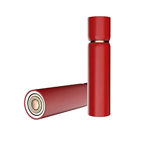 L-YG Epilatore ricaricabile New Épilation produit, rouge haut de gamme Lady rasoir électrique du visage Épilation, confortable sans endommager la peau, for les femmes Par epilatore a batteria femmina