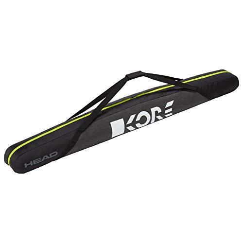 HEAD(ヘッド) スキー スノーボード フリーライド シングルスキーバッグ 1台収納可能 205cm対応 383129