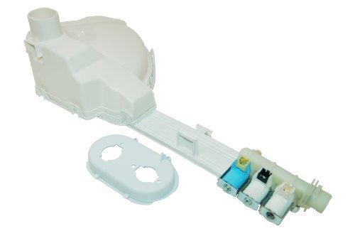 Ariston Hotpoint C00118578 - Dispensador de lavadora con válvulas, número de pieza original