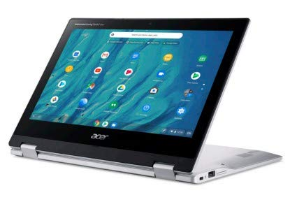 Acer Chromebook CP311-3H-K2RJ Hybrid (2-in-1) Silver 29.5 cm (11.6') 1366 x 768 pixels Touchscreen ARM Cortex 4 GB LPDDR4-SDRAM 64 GB eMMC Wi-Fi 5 (802.11ac) Chrome OS Chromebook CP311-3H-K2RJ,
