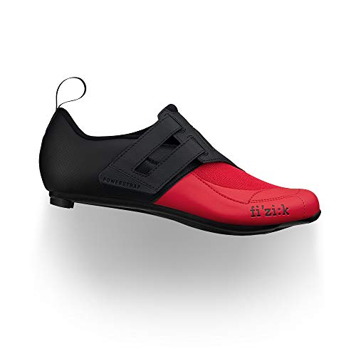 Fizik Transiro R4 Powerstrap Black/Red, 43 m EU