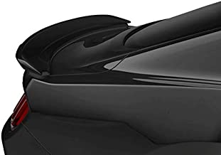 SpeedForm Pre-Painted GT350 Style Track Pack Rear Spoiler - Shadow Black - for Mustang 2015-2020