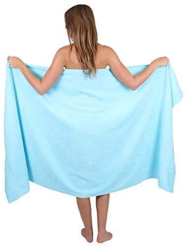 Betz Toalla de baño XXL Palermo 100% algodón 100x200 cm