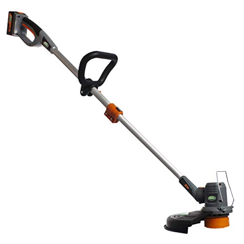 Scotts Outdoor Power Tools LST01324S 24-Volt 13-Inch Cordless String Trimmer, 2Ah Battery & Fast Charger Included