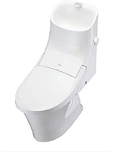 LIXIL INAX ベーシア シャワートイレ フチレス 手洗い付き BA1グレード 壁リモコン BC-BA20S/BW1 + DT-BA281/BW1 ピュアホワイト 便座一体型 床排水 便器+タンク トイレ