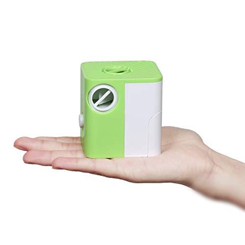 FLEXTAILGEAR TROPOエアーポンプ携帯用空気ポンプエアクッションベッド浮遊プール玩具-4本のAA電池が必要