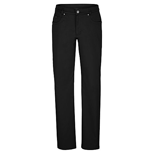 GREIFF Herren Kochhose Five Pocket | Regular Fit | Cuisine Premium | Style 1318 | Schwarz | Gr: 54