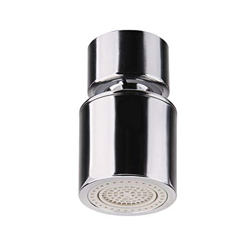 Función de Cobre Certificado de Doble Flujo 2 Fregadero de Cocina aireador Giro de 360 Grados del Grifo pulverizador Regard