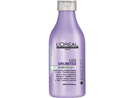 L'Oréal Professionnel Liss Ultime Shampoo für ungesunde Haare 250 ml
