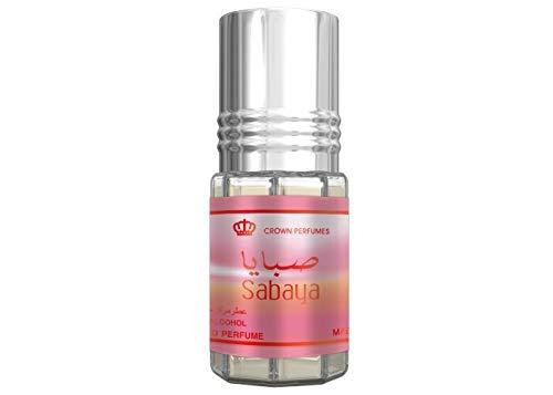 Sabaya Al Rehab Parfum 3ml Oil (alkoholfrei, amber, orientalisch, arabisch, oud, misk, moschus, natural perfume, adlerholz, ätherisch, attar scent)