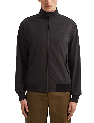 Fred Perry, giacca Harrington - Nero - 54 IT (X-Large )