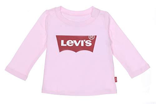 Levi's Kids 1ea215 Baby-T-shirt, Ab8, Pink Lady