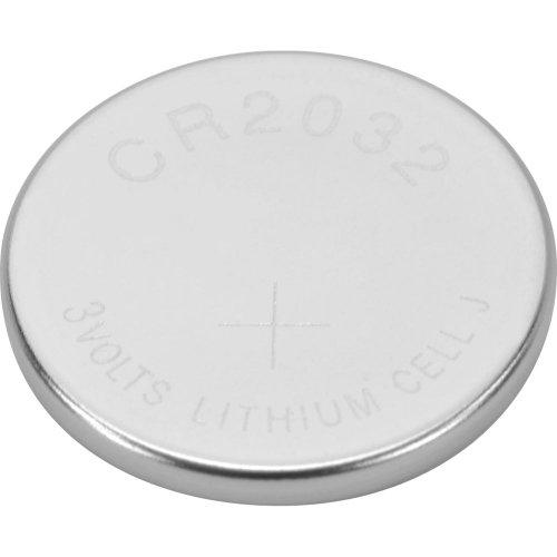 SIGMA SPORT CR2032 3 V Lithium-Ionen-Akku, silberfarben,
