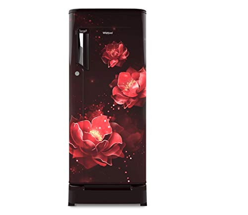 Whirlpool 200 L Direct Cool Single Door 3 Star (2020) Refrigerator(Wine Abyss, 215 IMPC Roy 3S Wine Abyss (71628))