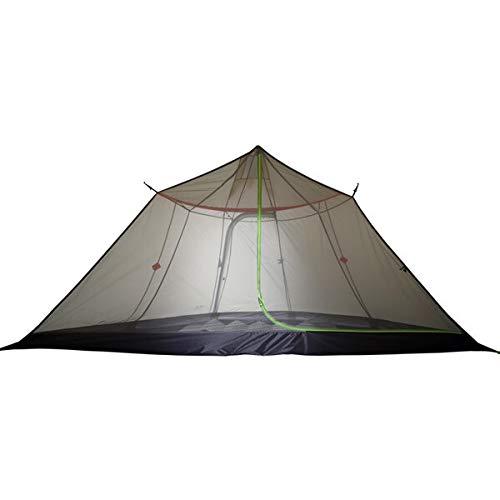 TENT ASTAGEAR Montagne ultraléger Maison Tente 2-6 Personnes Pyramide de Base extérieure Tente Camping Grande Tente (Color : 2 Person Inner tent)