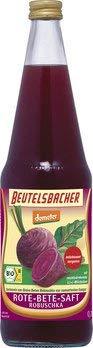 Beutelsbacher Bio Rote-Bete-Saft ms samenfest (6 x 700 ml)