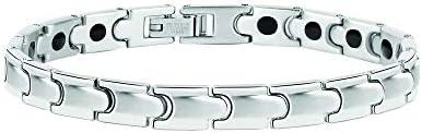Sector No Limits Bracciale da uomo, Collezione BASIC, lunghezza 22 cm, in acciaio - SZS38