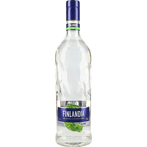 Finlandia Vodka Lime - 1000 ml