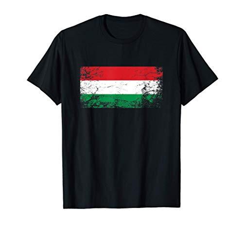 Bandera de hungría - Hungary Flag Camiseta