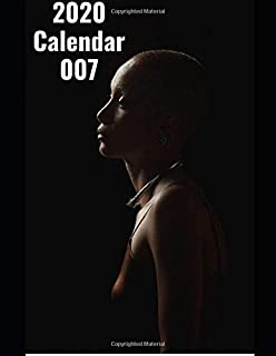 james bond girl calendar