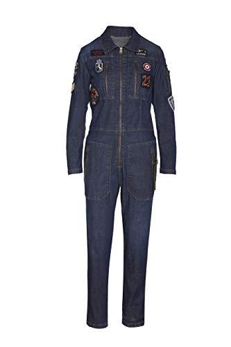 Aeronautica Militare Chándal TU083D para mujer de Jeans, pantalones y sudadera