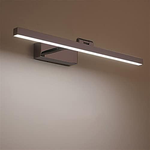Moderno LED Bagno Vanity Tavolo da tavolo a parete a parete montata per camera da letto industriale Trucco Lampada da parete Lampada da parete Acciaio inossidabile impermeabile