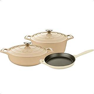5 Piece Cast Iron Cookware Set