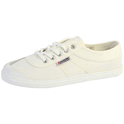 Kawasaki Unisex Orginal Canvas Shoe White