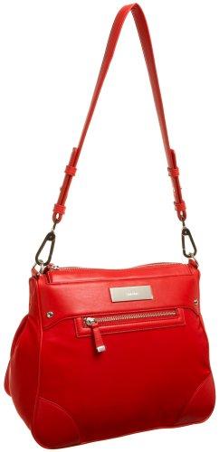 Calvin Klein 765 Hobo, Rot (Bademantel), Einheitsgröße