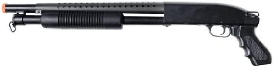 Double Eagle M58B Pump Action Sawed Off Metal FPS-400 Shotgun